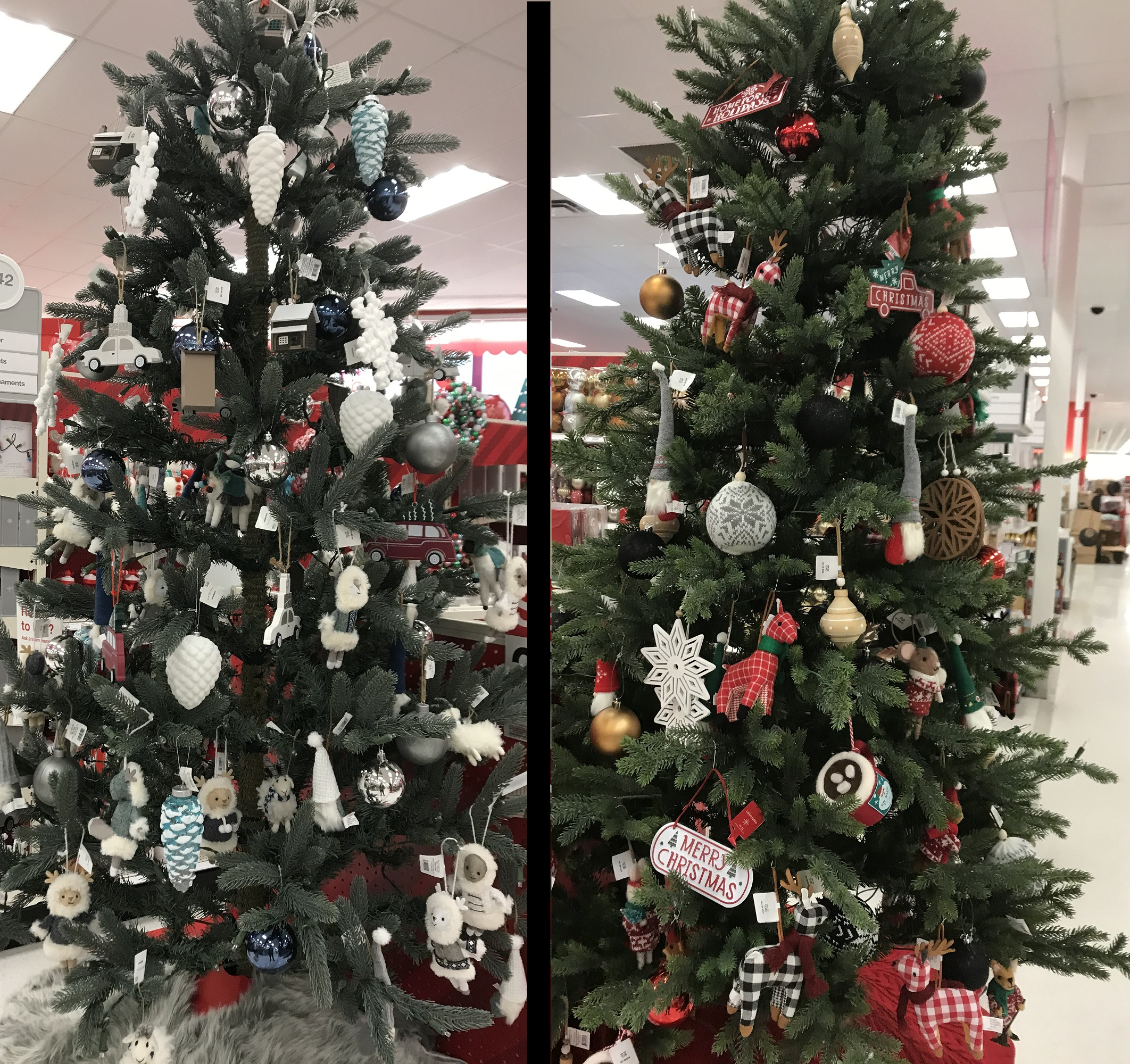 Target Ornaments | A Very Atheist Christmas
